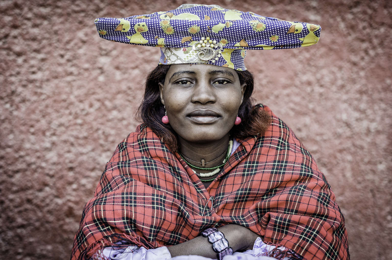 Portrait photography from Africa