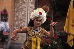 Indonesia, Bali, Barong Dance.